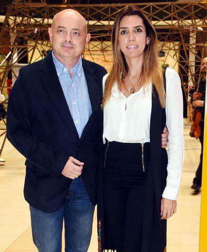 Marc y Rossana Firmin.