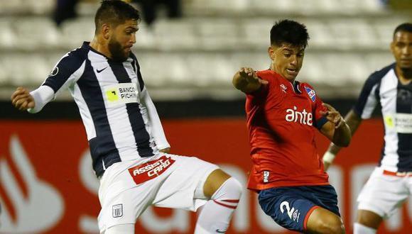 Alianza Lima jugará ante Estudiantes de Mérida por la Libertadores.