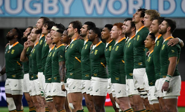Los Springboks sudafricanos arrasaron con Canadá, dieron un paso hacia cuartos.