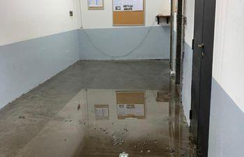 Inundación Palacio de Justicia