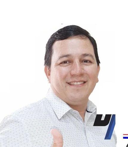 El precandidato a intendente de Nueva Germania por el PLRA Nery Stern Calderón ganó por apenas tres votos en las internas de su partido.