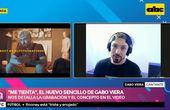 """""""Me tienta"""", el nuevo sencillo de Gabo Viera"""