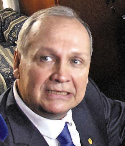 Mario Ferreiro, quien renunció a la Intendencia de Asunción tras un escándalo de corrupción que afectó a su entorno.