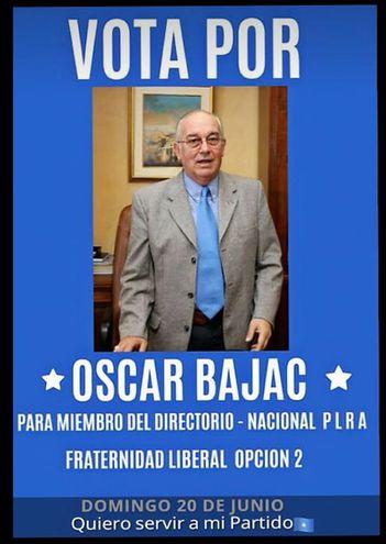 El exministro Óscar Bajac también fue denunciado por enriquecimiento ilícito.