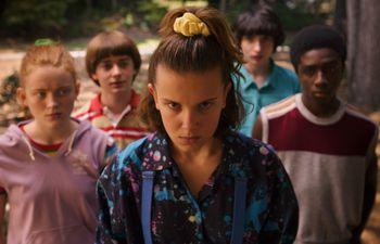"""La tercera temporada de """"Stranger Things"""" se estrenó el 4 de julio."""