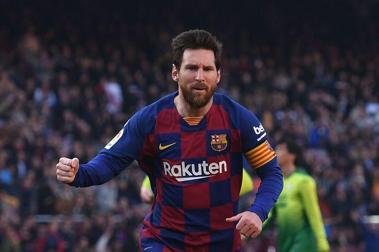El argentino demostró todo su talento.