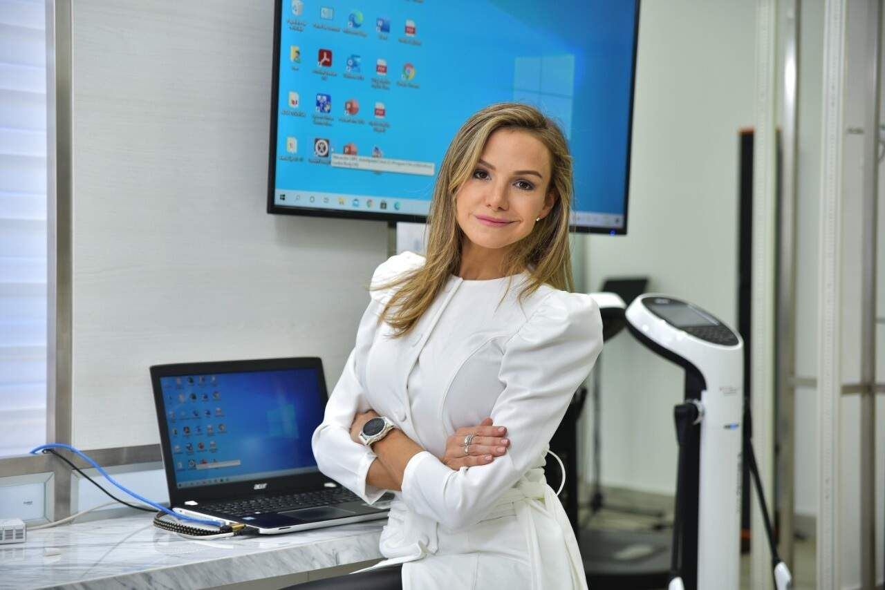 Carolina Sosky, nutricionista.