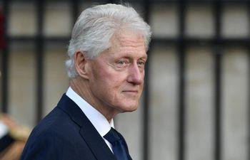 Foto de Bill Clinton tomada en setiembre de 2019 (Archivo).
