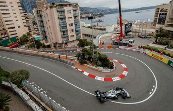 Los ensayos libres para el GP de Mónaco eran organizados el jueves en lugar del viernes.