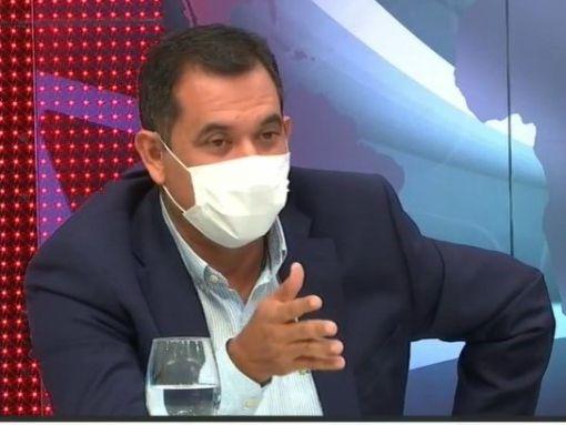 """Martín Arévalo dijo que Julio Fernández solo lo denuncia para """"taparse"""" y no explicar robo y venta directa de mercaderías en Aduanas."""