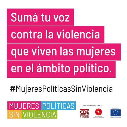Violencia política hacia las mujeres