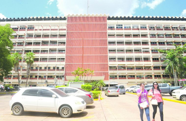 El IPS quiere construir un centro de medicina física y reahbilitación, por el momento en pausa.