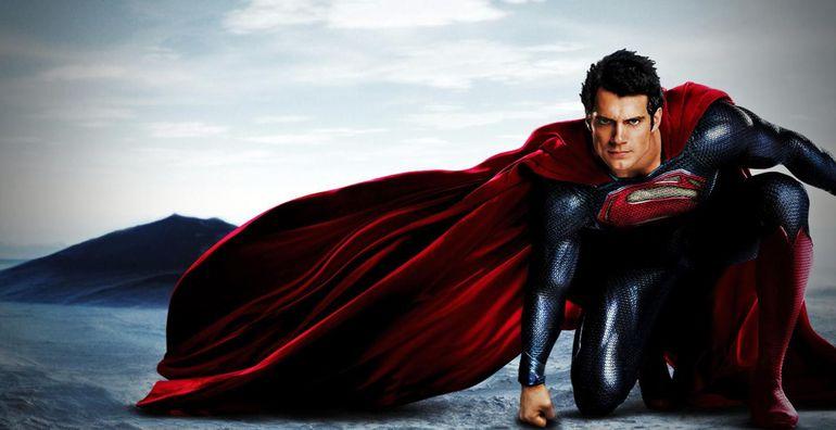El superhéroe Superman.