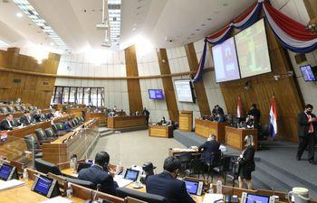 Sesión de Diputados el pasado 4 de noviembre. (Foto ilustrativa).