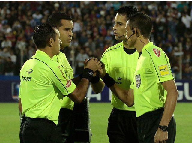 El martes arranca la Copa Paraguay 2021 y ya fueron designados los jueces.