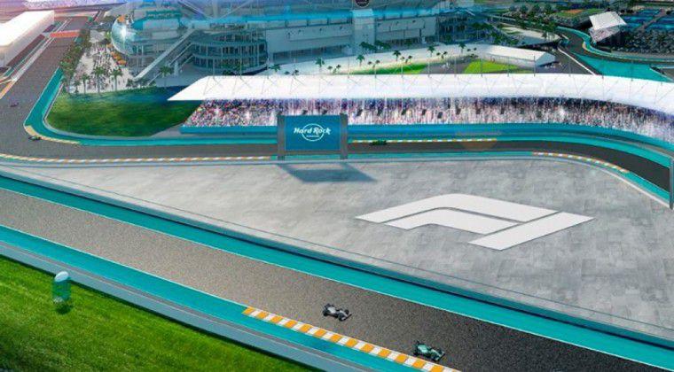 El Gran Premio de Miami será en mayo