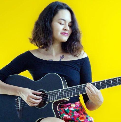Lucero Sarambí y Sol Gómez se presentarán hoy con canciones en formato acústico, en el local Stap Bar.