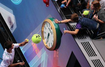 Novak Djokovic, Abierto de Australia.