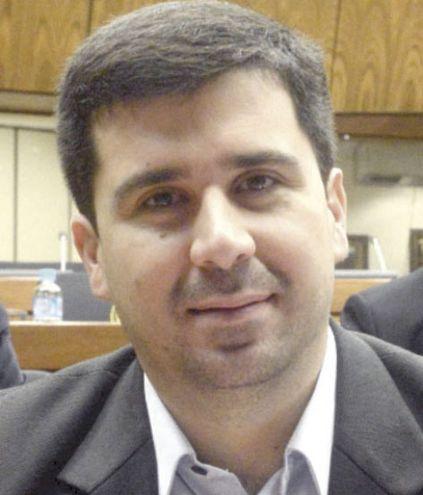 Sebastián Villarejo (PPQ), diputado por Capital. Vicepresidente de la comisión de Legislación de Diputados.
