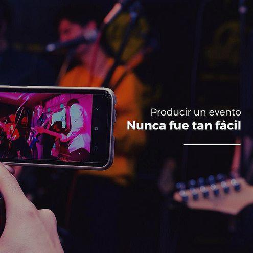 La plataforma Passline Paraguay ofrece varias opciones a los artistas que quieren  presentar sus shows en streaming.