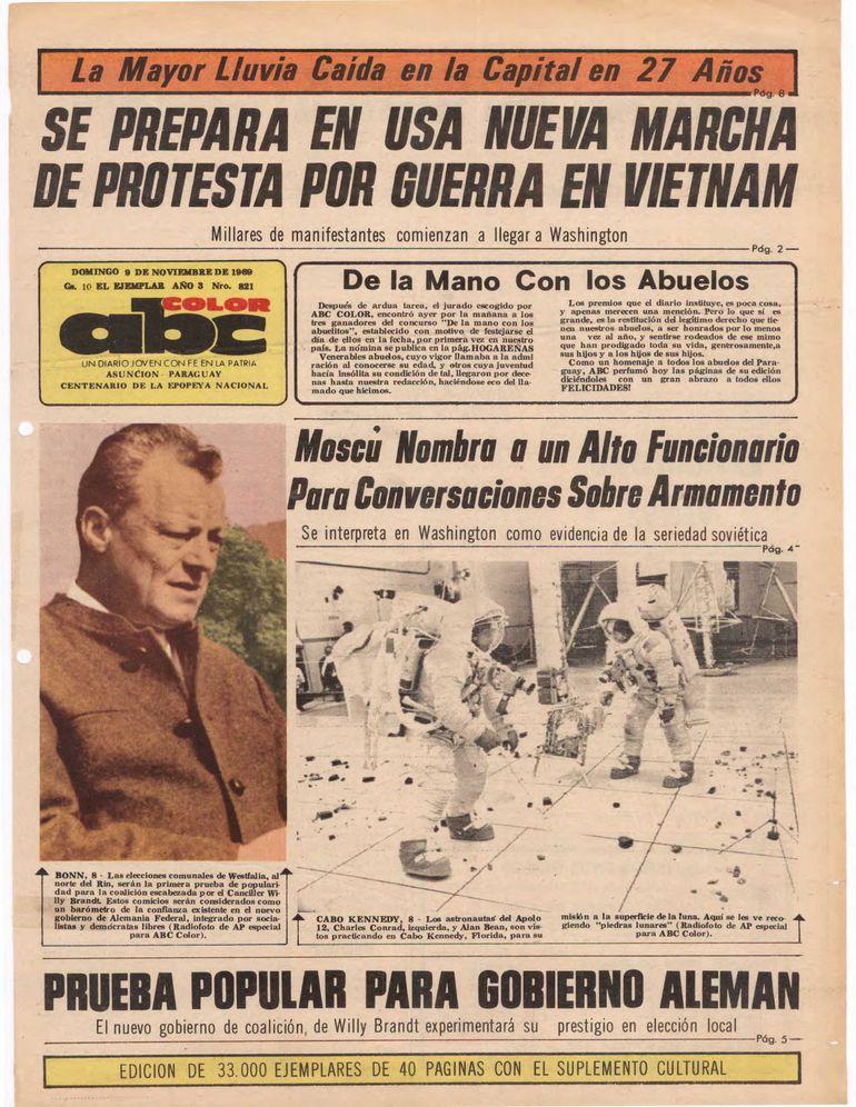 9 de noviembre de 1969