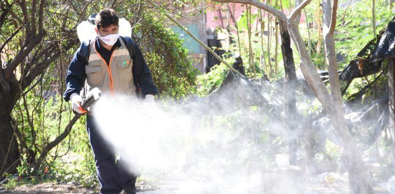 En las últimas cuatro semanas de 2020, se acumularon un total de 813 notificaciones de casos sospechosos de dengue a nivel país.