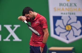 Novak Djokovic, China, ATP.