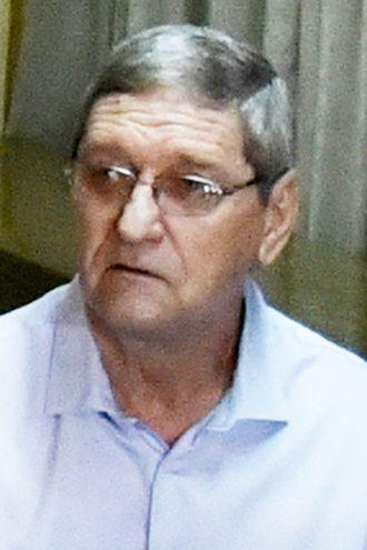 Korni Pauls, presidente del gremio de frigoríficos.
