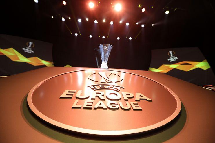 La UEFA sorteó en Mónaco la Europa League 2019-2020.