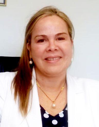 """Sandra Silveira, jueza penal de ejecución de sentencia. Fijó audiencia para definir la situación de la """"niñera de oro""""."""