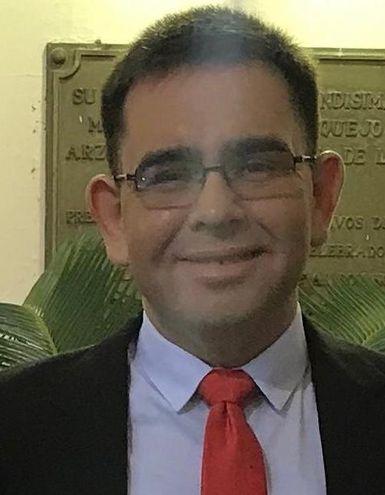 Marcos Daniel Barrios Monges (ANR, HC), hermano del exdiputado Clemente Barrios y exfuncionario de Puertos.