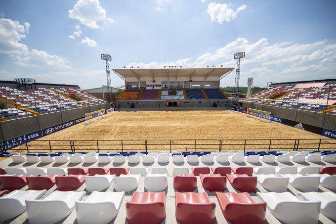 """Estadio Mundialista """"Los Pynandi"""""""