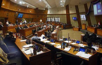 Ayer en la sesión de Diputados  indicaron que lo hecho por la ANDE es la producción de documento público de contenido falso, ya que las facturas no se ajustan a lo realmente consumido.