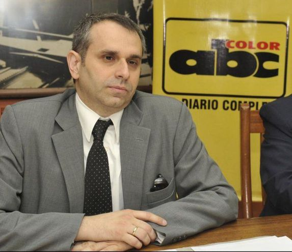Cristian Kriskovich, miembro del Consejo de la Magistratura y del Jurado de Enjuiciamiento de Magistrados.
