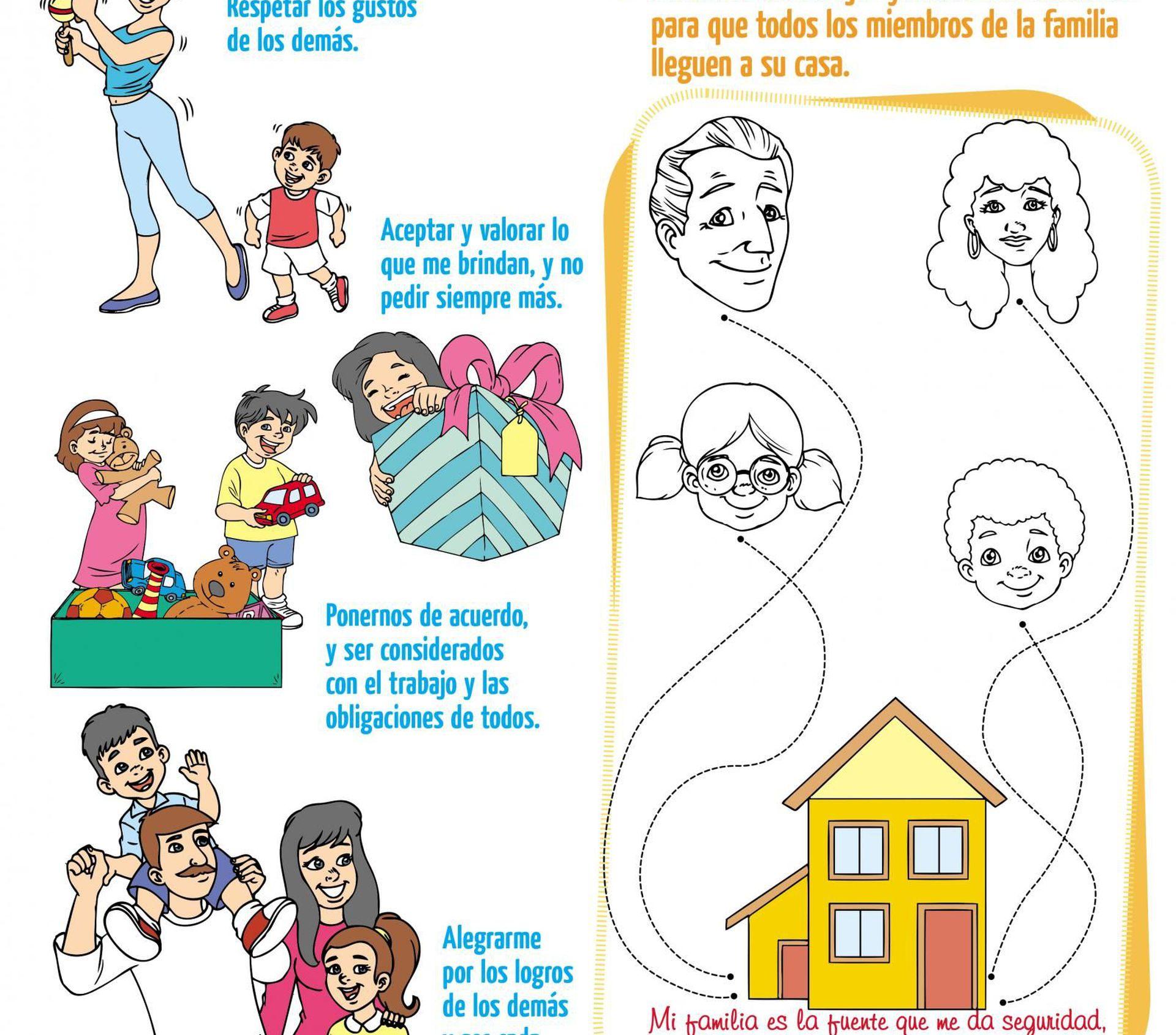 Convivir en familia - Escolar - ABC Color