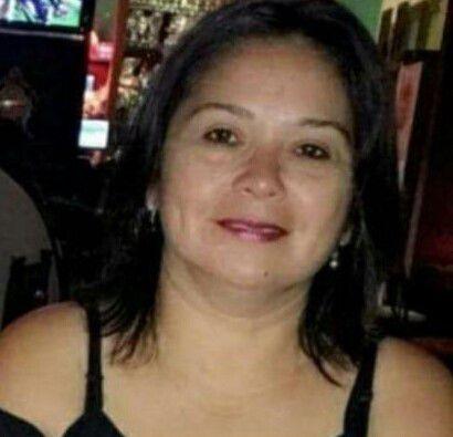 Licenciada Dora Cantero, fallecida.