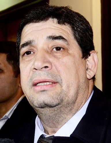 Hugo Velázquez, vicepresidente de la República, hubiera sucedido a Abdo Benítez, de ser este destituido.