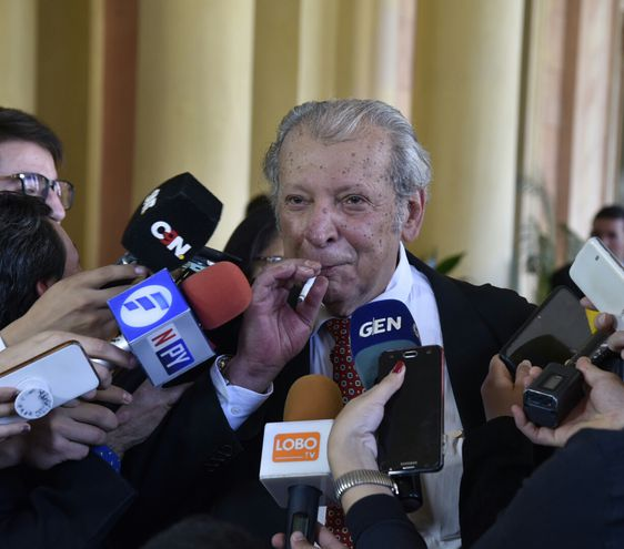 Juan Carlos Galaverna.