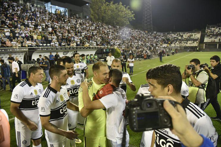Imágenes de la despedida de Sánchez.