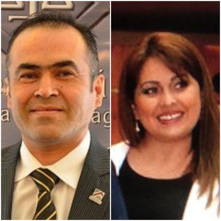 El ex fiscal Hugo Vázquez y la defensora pública Iris Carballo declararon un multimillonario patrimonio.