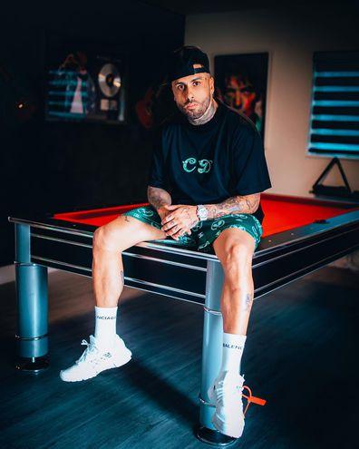 """Nicky Jam es actualmente uno de los principales referentes del reguetón. El artista brindó detalles acerca de su nuevo disco """"Infinity""""."""