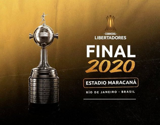 La final de la Copa Libertadores de América de 2020 será en el Maracaná.