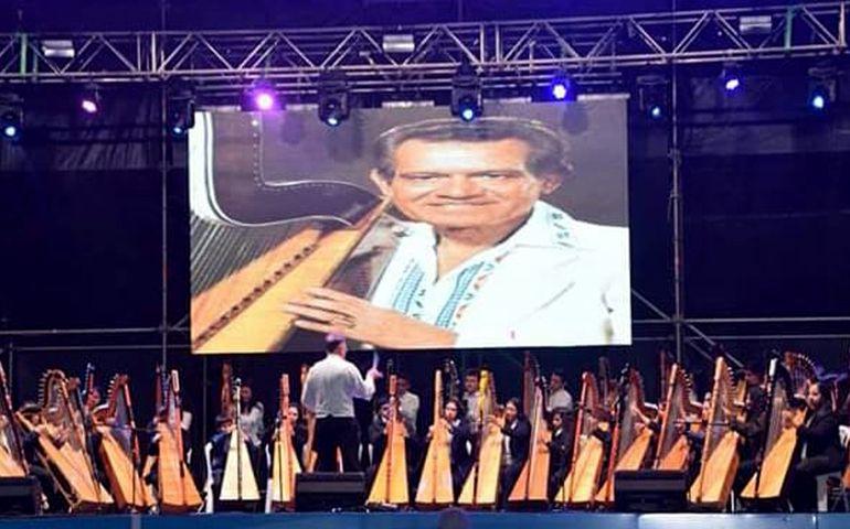 El ensamble de arpas Digno García, del Conservatorio Municipal de Música Ciudad de Luque, dirigido por Marcos Lucena, se presentará hoy.