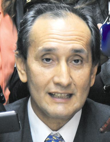 Eusebio Ramón Ayala, senador  por el  Partido Liberal Radical Auténtico (PLRA) y abogado constitucionalista.