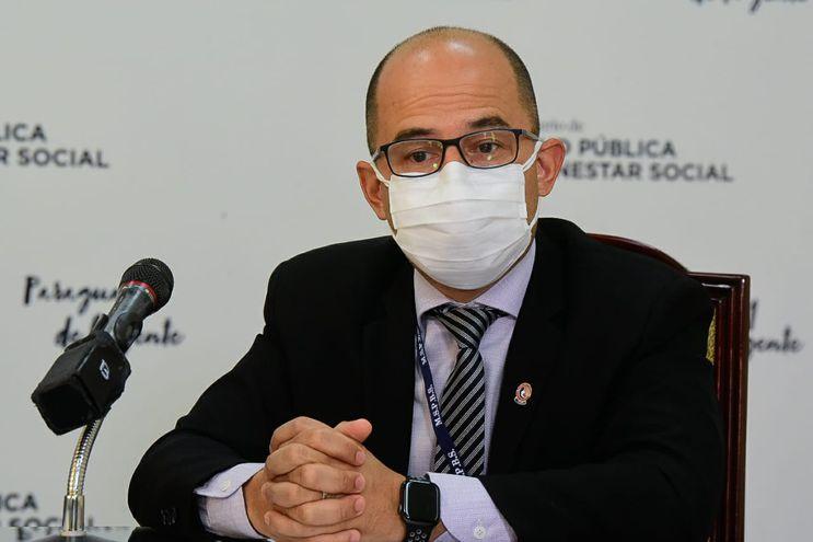 Héctor Castro, director del PAI.
