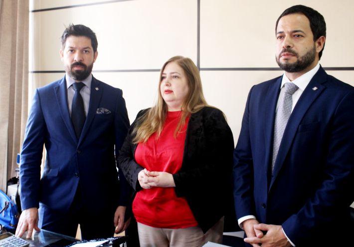 Empresario niega vínculos con Messer ante Fiscalía - Política - ABC Color