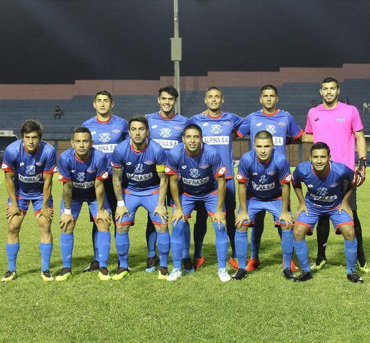 Independiente de Campo Grande derrotó a Sportivo Iteño.