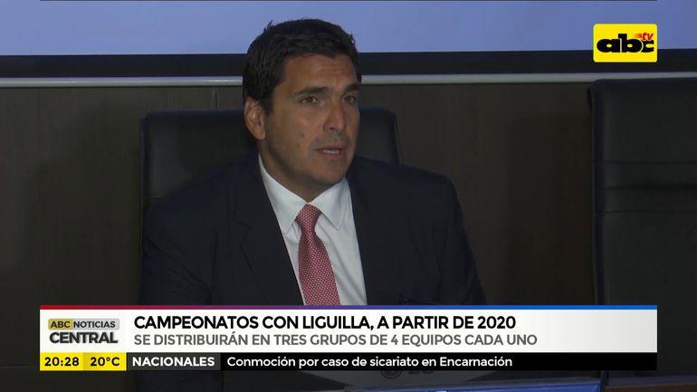 Campeonatos con liguilla, a partir del 2020