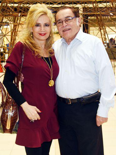 Nannina Gallupi de Evaly y Luis Evaly.