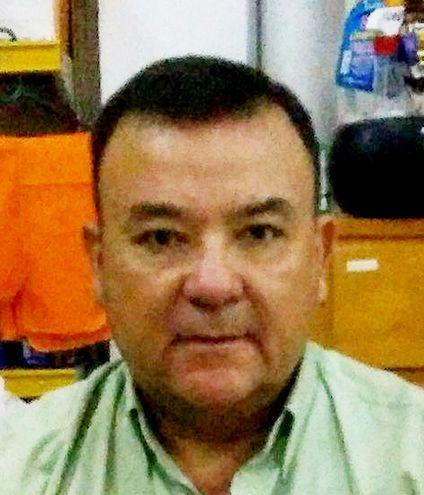 """Vicente Dejesús Ismeldo González Dans, seccionalero y """"proveedor"""" de la intendencia del hijo."""